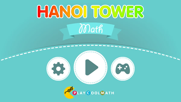 Math Tower of Hanoi Screenshot 1
