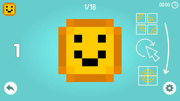 Math Pixel Puzzle Screenshot 2