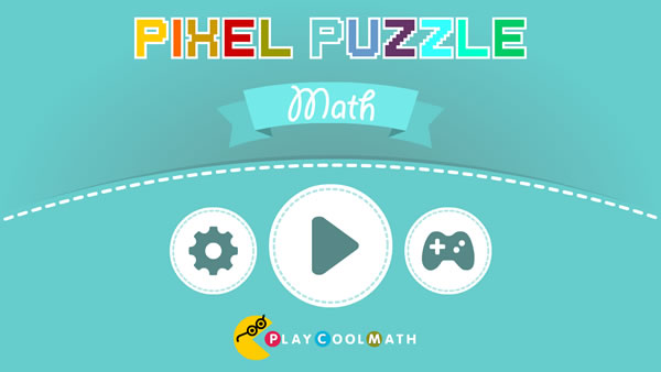 Math Pixel Puzzle Screenshot 1