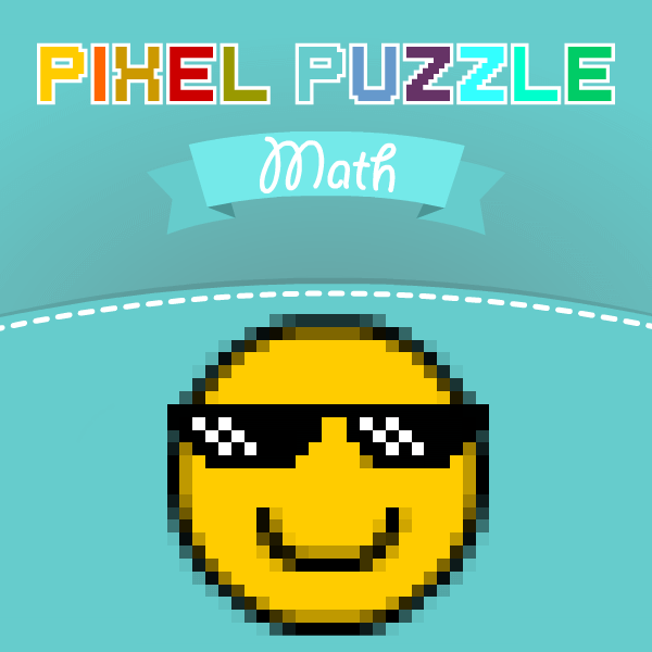 Play Math Pixel Puzzle