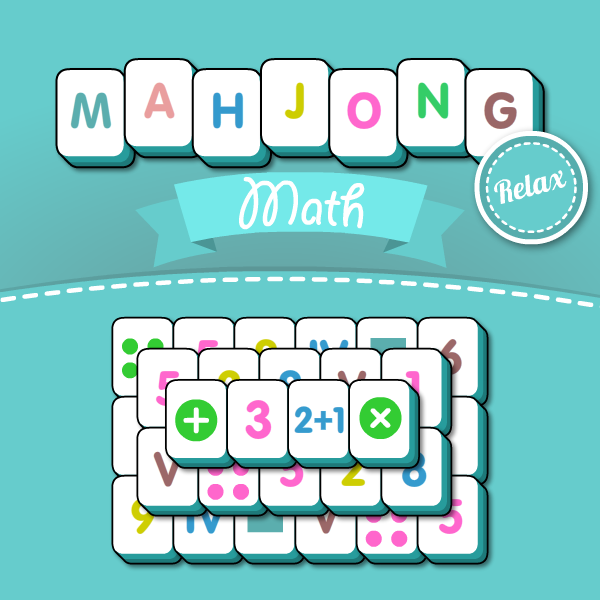 Play Math Mahjong Relax