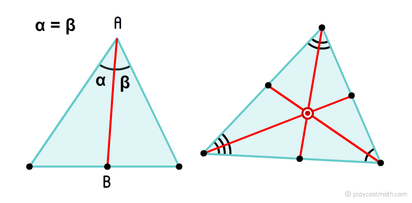 The triangle bisector