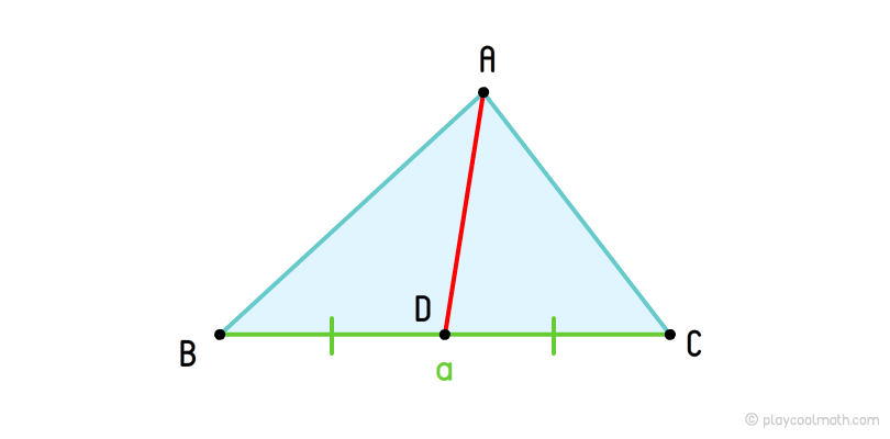 Triangle medians