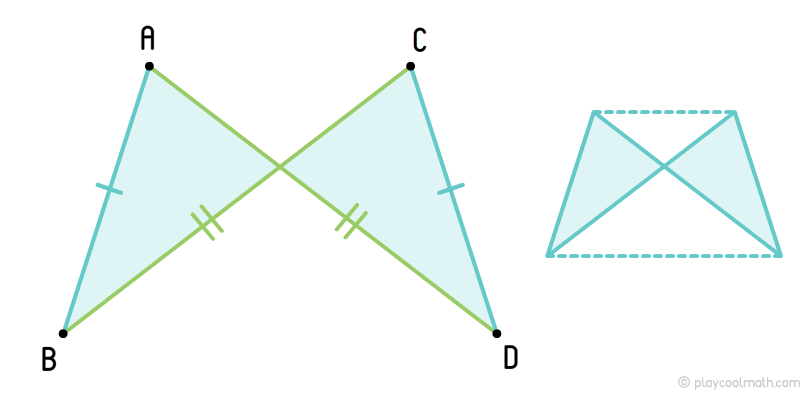 Antiparallelogram